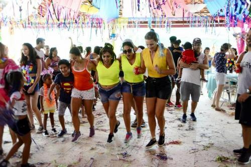 Carnaval no Clube 25 2 20JCC  222